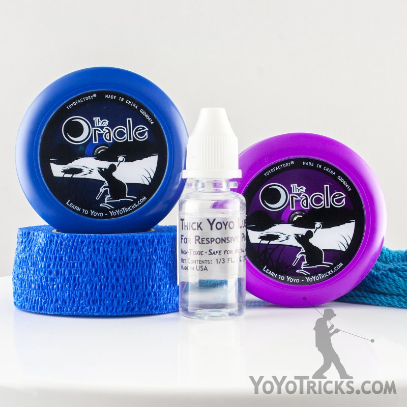 Oracle Yoyo Two-Handed Pack