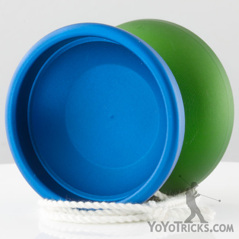 Transcend Yoyo Blue Green