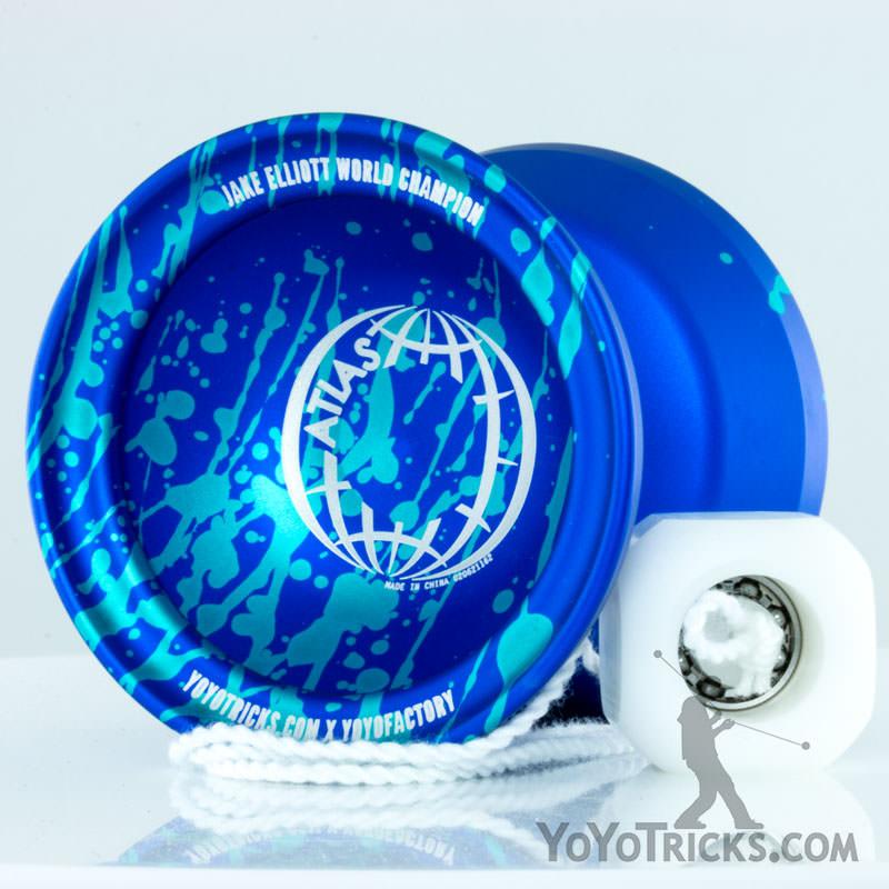 YoYoTricks.com-Atlas-Yoyo-Blue-Splash