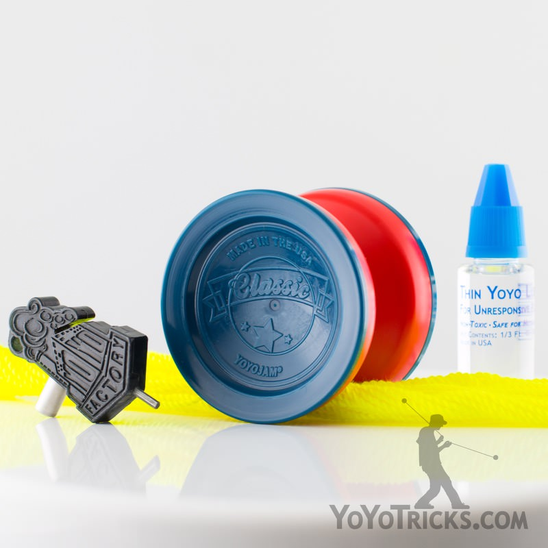 YoYoTricks.com Classic Pro Yoyo Players Pack
