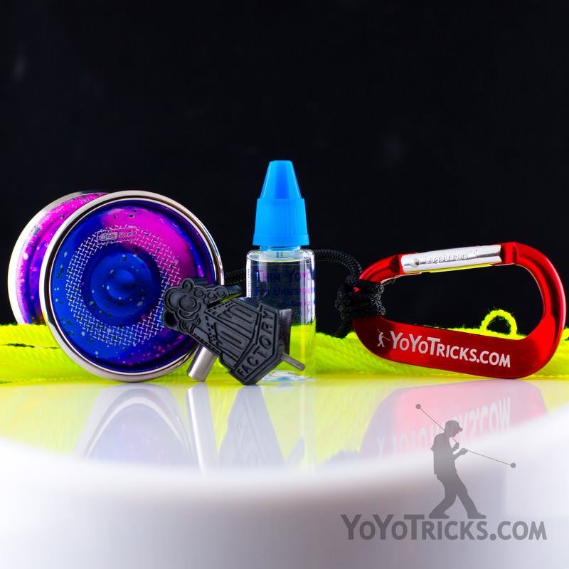 iYoyo Steel Players Pack Yoyo