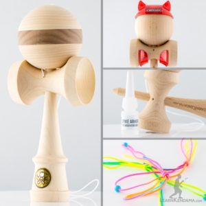 Home Grown Kendama Players Pack