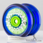 Blue Green Hubstack Yoyo Yoyofactory