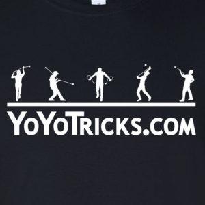 YoYoTricks 5-Styles T-Shirt Print