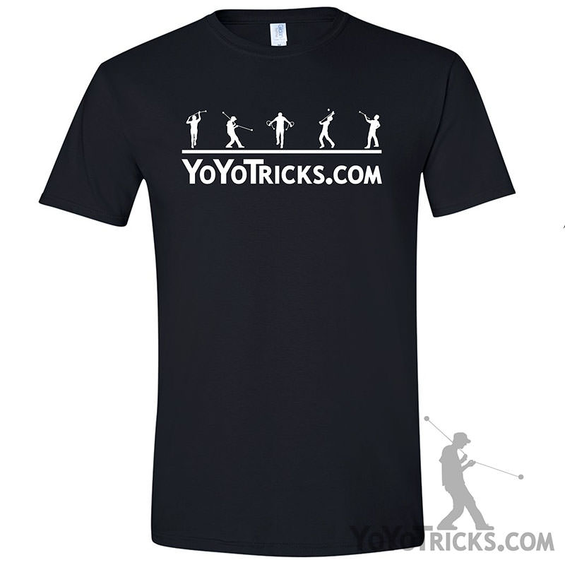 YoYoTricks 5-Styles T-Shirt