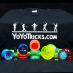 Pack Five Styles YoYoTricks.com