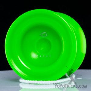 magic yoyo yoyo skyva green
