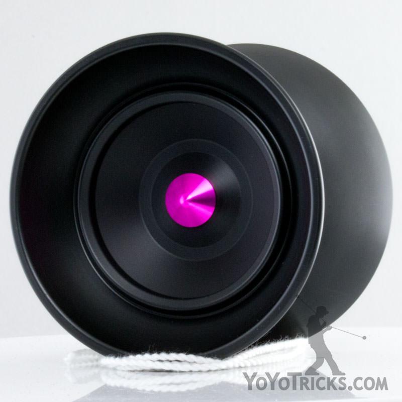 something jetset eg yoyoaddict pink black yoyo