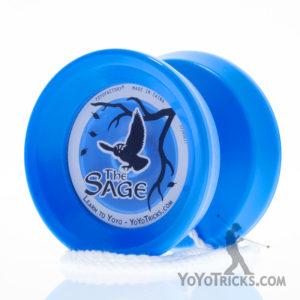 yoyotricks.com sage yoyo blue