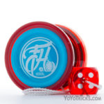 Duncan-Freehand-Pro-Yoyo-Red-Teal