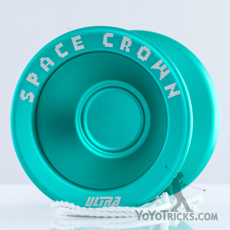 Space Crown Ultra Green YoyoFactory yoyo
