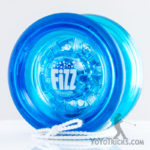 Fizz Yoyo Aqua Yoyotricks.com