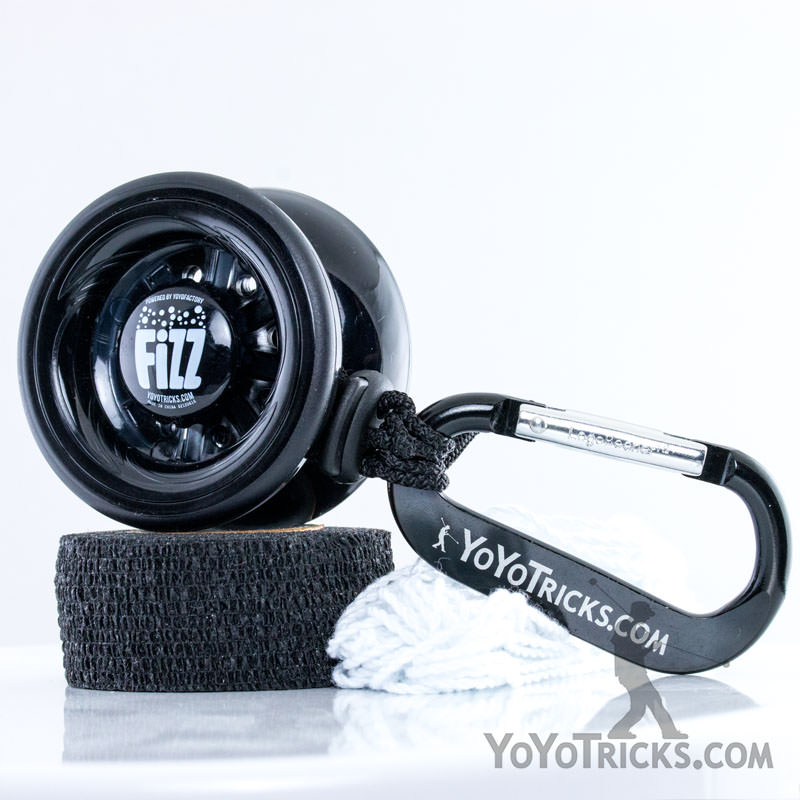fizz yoyo beginner pack yoyotricks.com