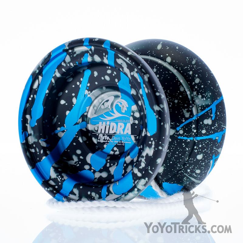 yotricks edition hidra yoyo iyoyo
