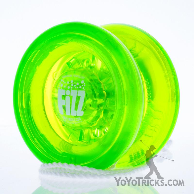 green fizz yoyo yoyotricks.com