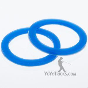 19mm blue response pads yoyofactory