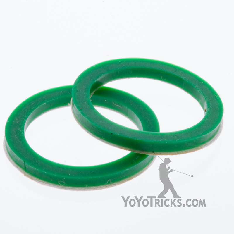 19mm green thick pad yoyofactory