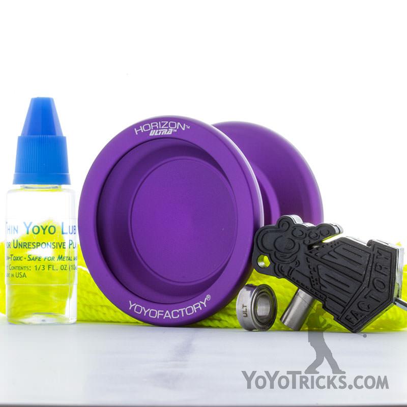 ultra horizon yoyo pro yoyofactory pack