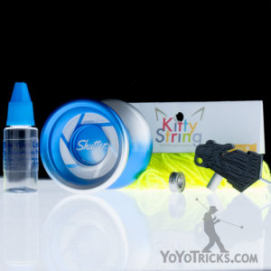 Shutter Yoyo Competition Pack