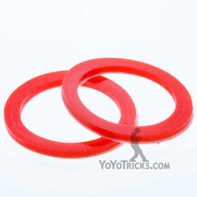 19mm red response pads yoyofactory