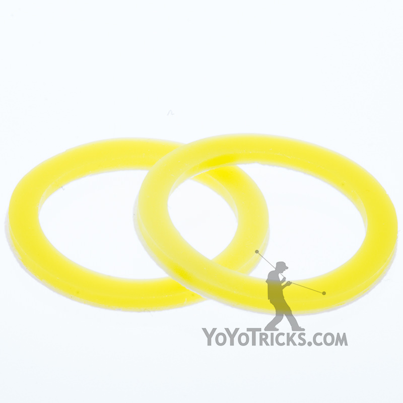 yoyofactory yellow response pads 19mm