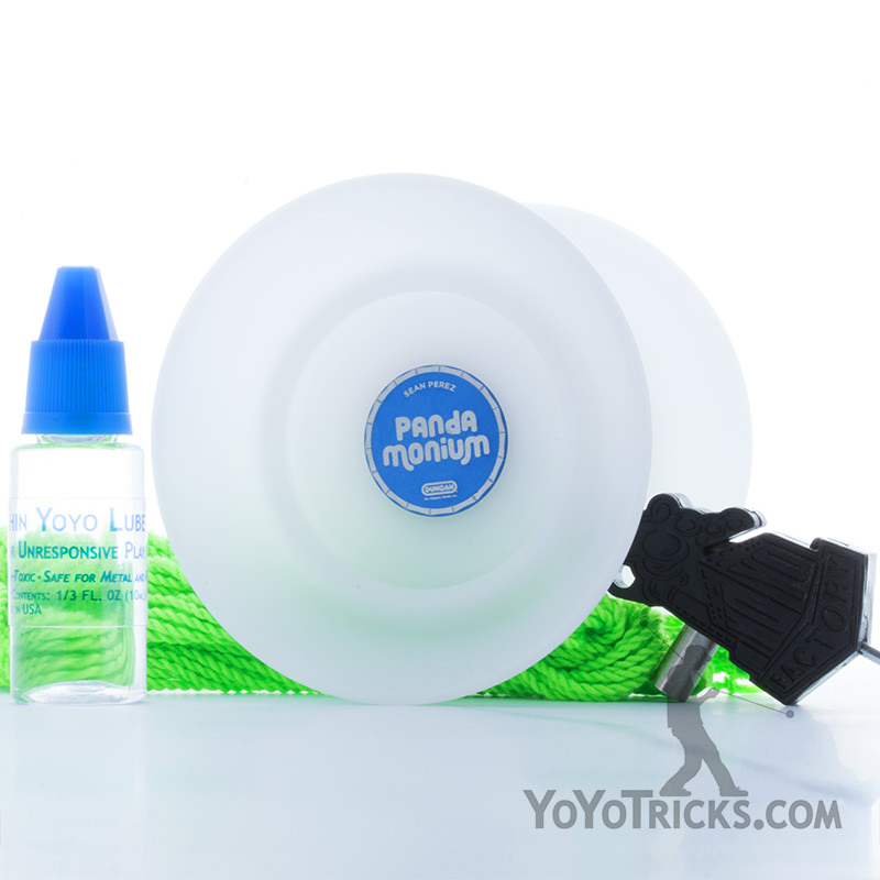 pandamonium yoyo duncan pack players