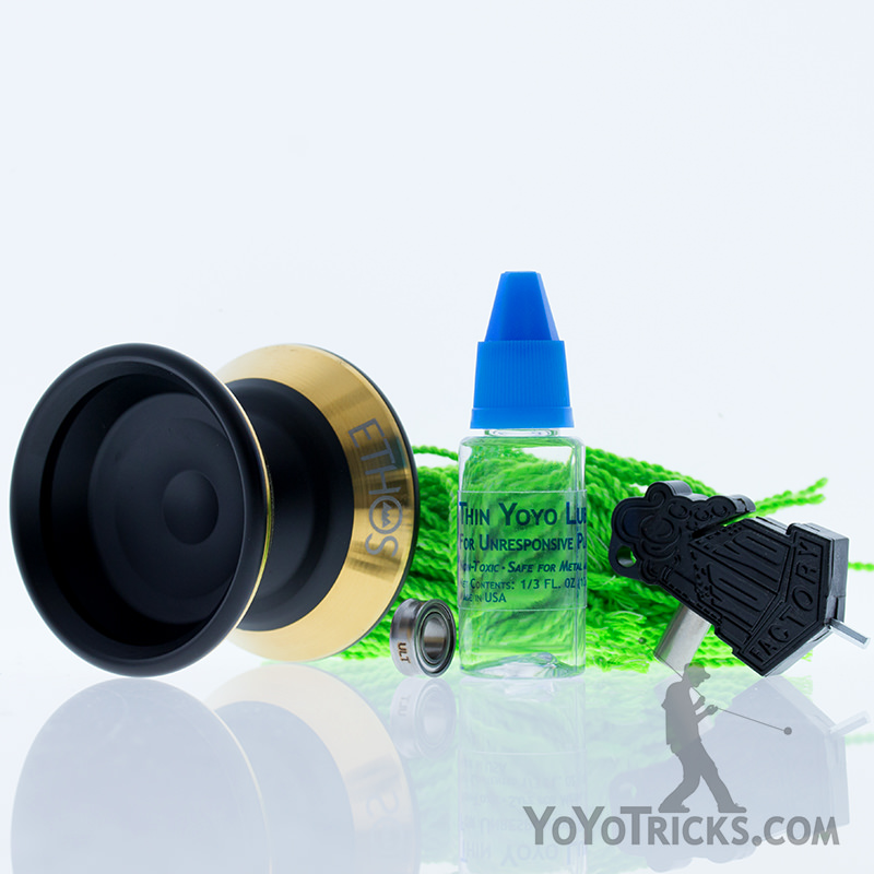 ethos yoyotricks.com competition yoyo pack