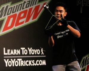 Evan Nagao - Yoyo Contest