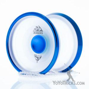 blue iceberg yoyo iyoyo