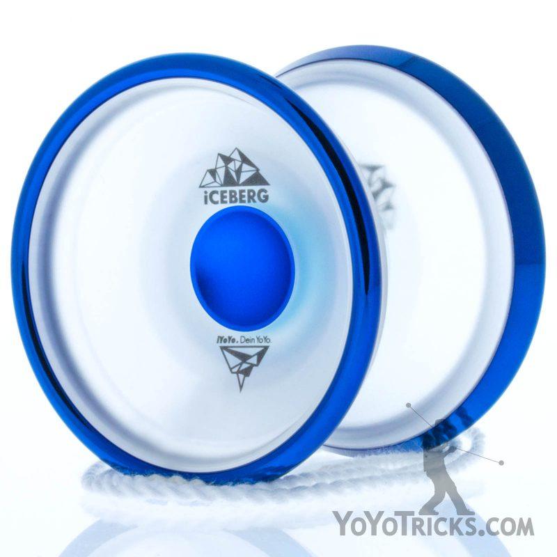 Clear-Blue-Rim-Iceberg-Yoyo
