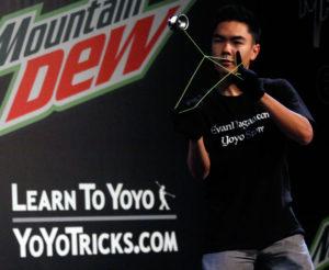Evan Nagao Yoyo Contest