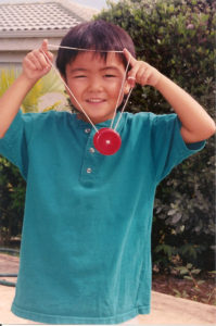 Evan Nagao - Yoyoing for 20 Years