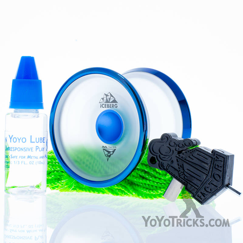 iceberg yoyo iyoyo players pack