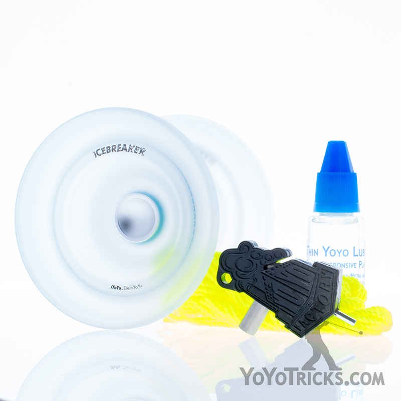 iCEBREAKER yoyo players pack iyoyo