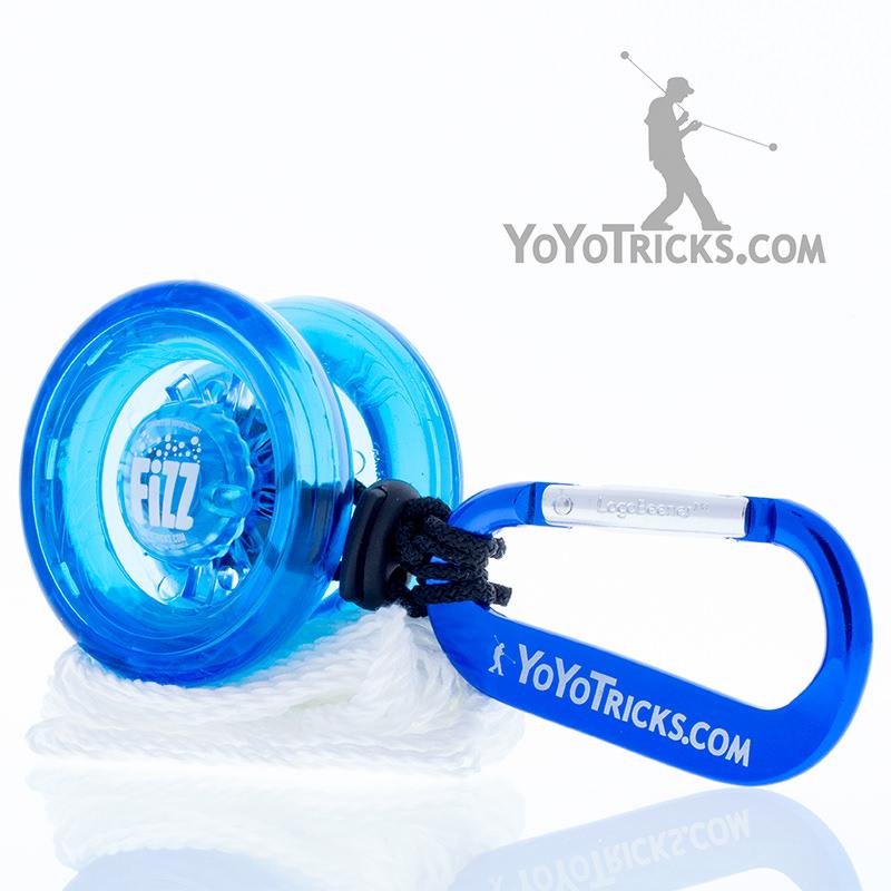 yoyotricks.com fizz yoyo pack blue
