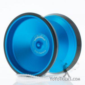 boost yoyo yoyofactory blue black rims