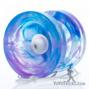 Wedge Yoyo Galaxy