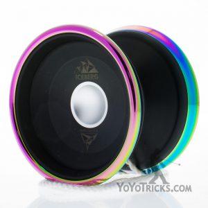 black rainbow iceberg yoyo iyoyo