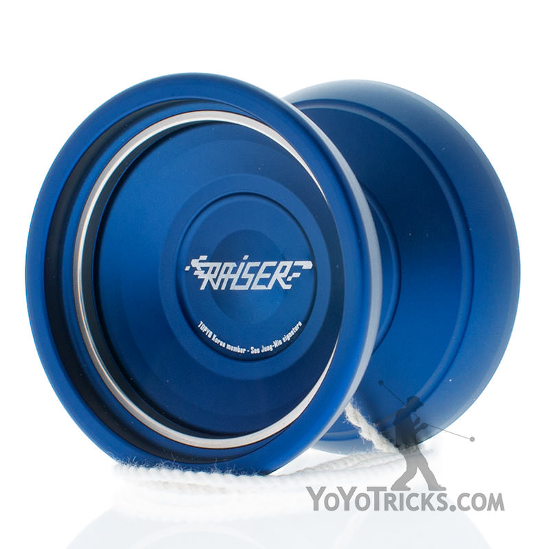 topyo raiser dark blue yoyo
