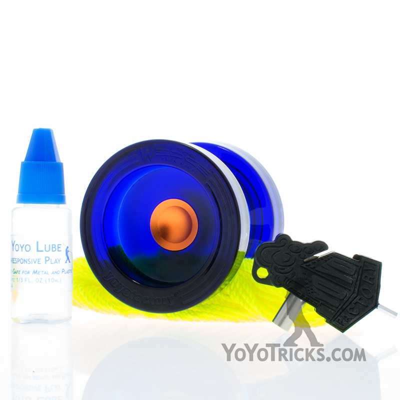 yoyofactory wedge yoyo players pack