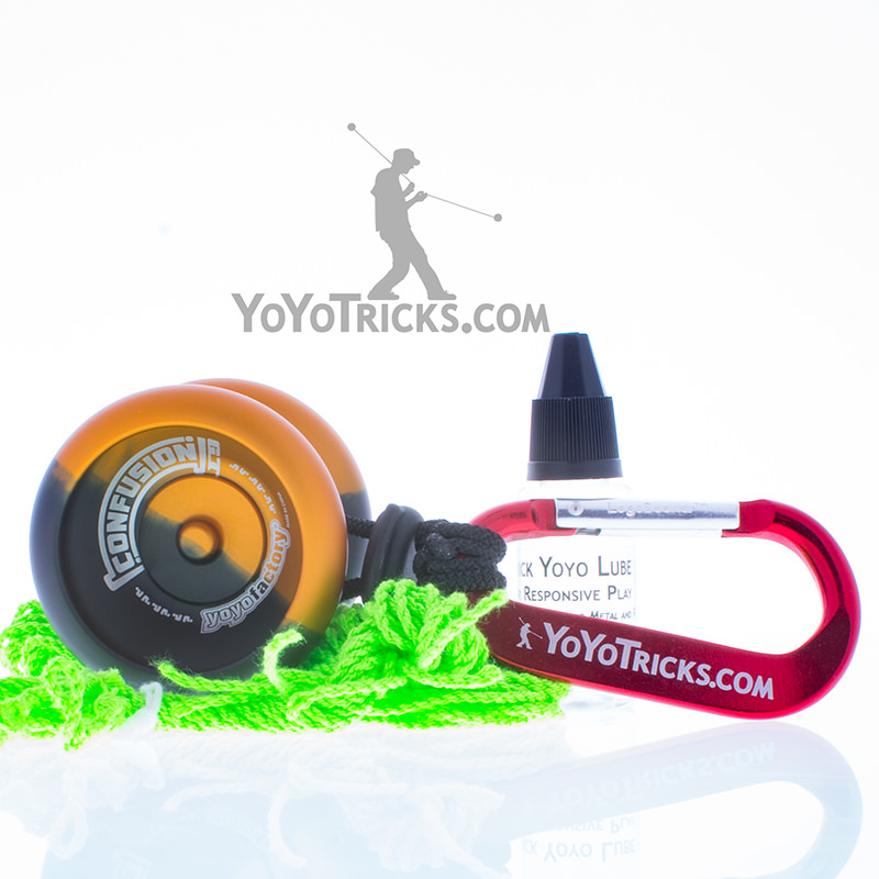 confusion GT yoyo players pack