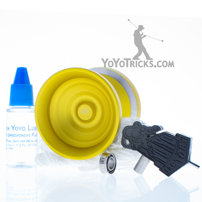 Breeze Yoyo Pro Pack Good Life Yoyos