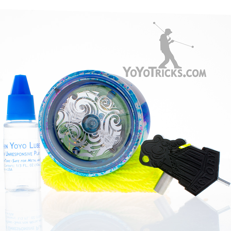 kui yoyo players pack yoyofactory