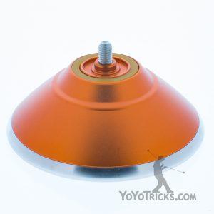 half marco yoyo bearing axle yoyofactory