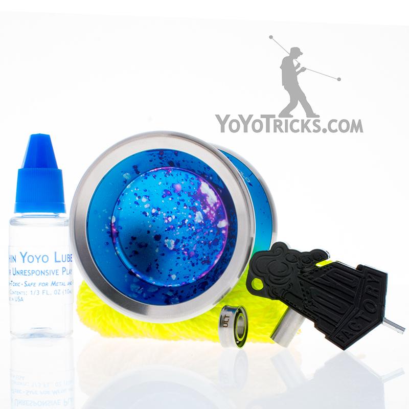 yoyofactory marco yoyo pro pack