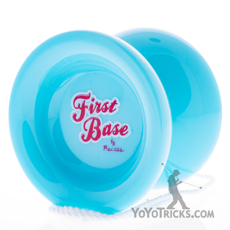 recess teal first base yoyo
