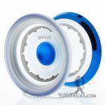 clear blue ring ippon yoyo iyoyo
