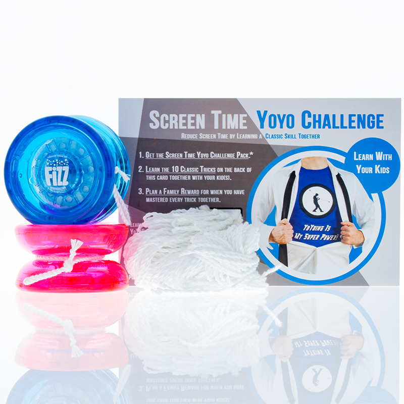 yoyo screen time challenge pack