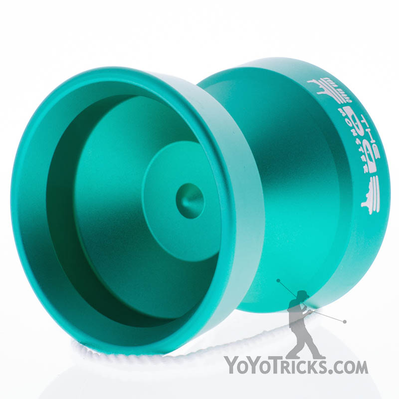 emerald edge monster yoyo yoyofactory