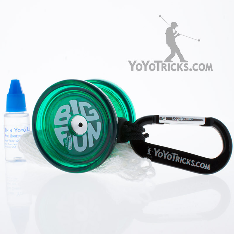 big fun yoyo players pack duncan yoyotricks.com